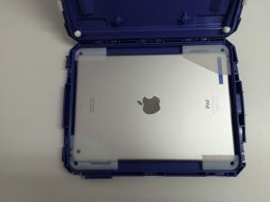 プロテクトケース(iPadAir対応版)のスペースアダプタ