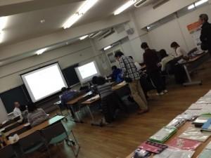 トーキングエイドCafe神戸(写真提供:おめめどう)